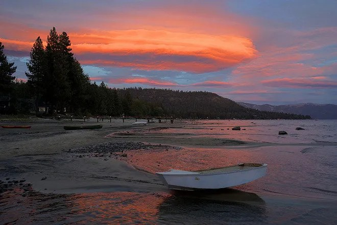 Things to Do at Kings Beach: Attractions in Tahoe