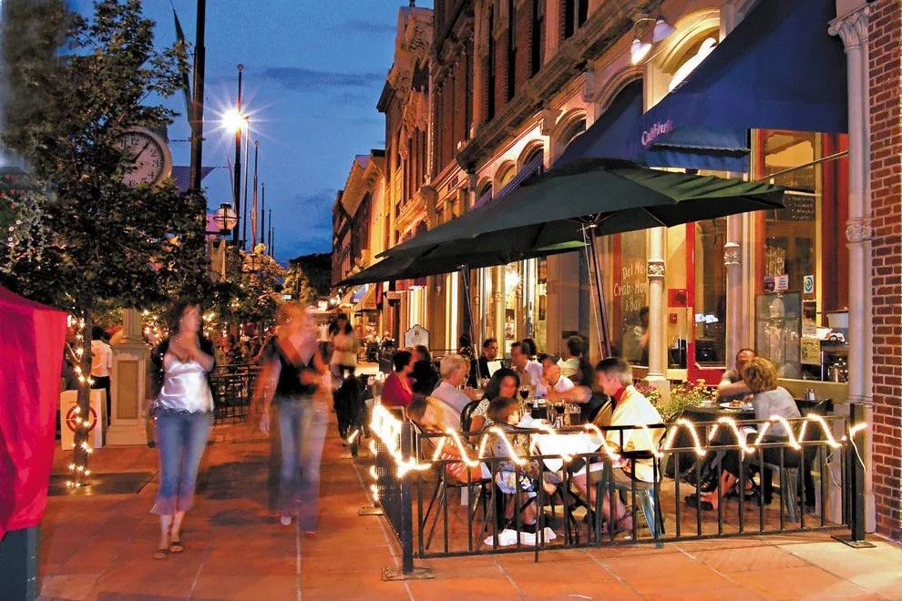 Larimer Square Denver Shopping Review 10Best Experts