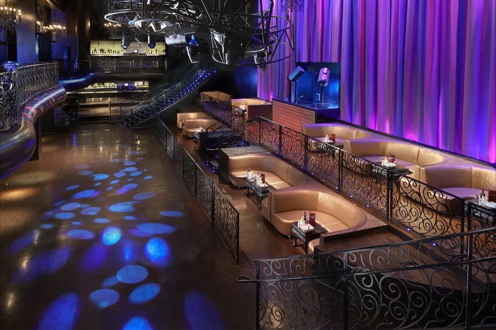 Dance Clubs On The Strip Nightlife In Las Vegas