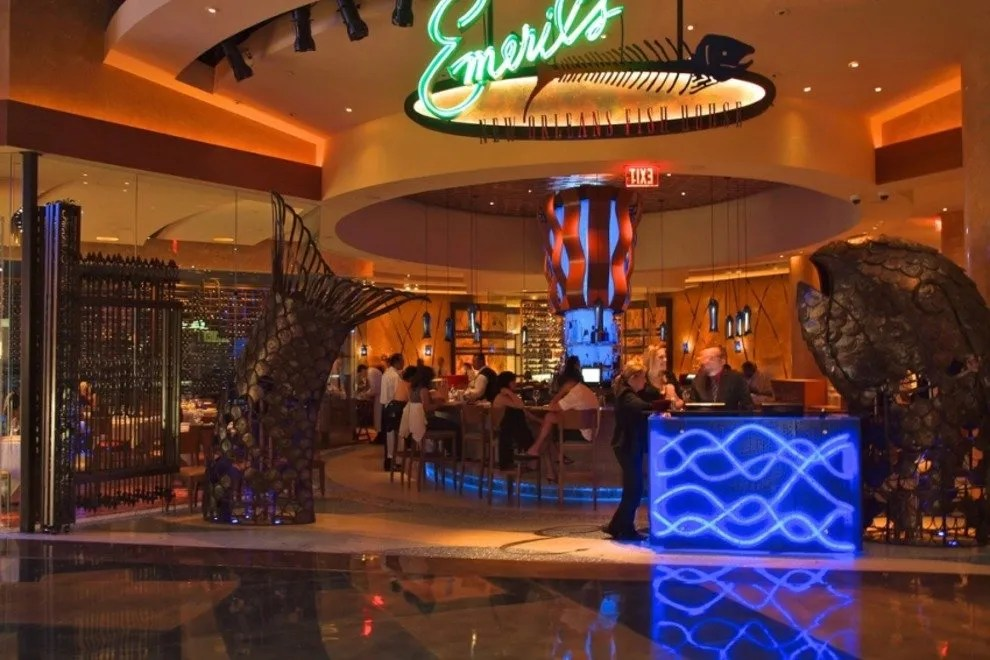 Emerils New Orleans Fish House Las Vegas Restaurants Review  10Best Experts and Tourist Reviews