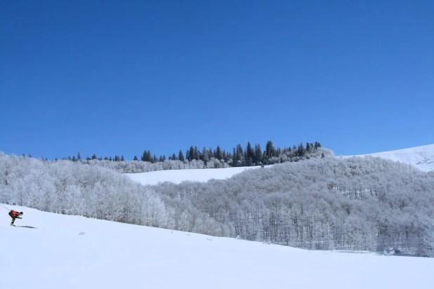 Miles of ski trails await at Latigo