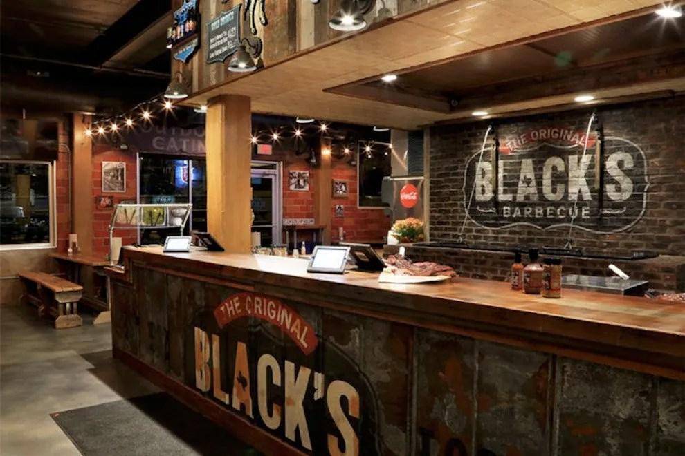 Blacks BBQ Austin Restaurants Review  10Best Experts