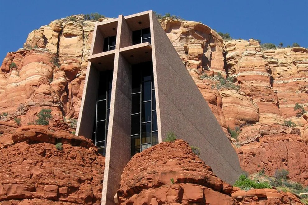 Chapel of the Holy Cross: Sedona Attractions Review - 10Best Experts and Tourist Reviews