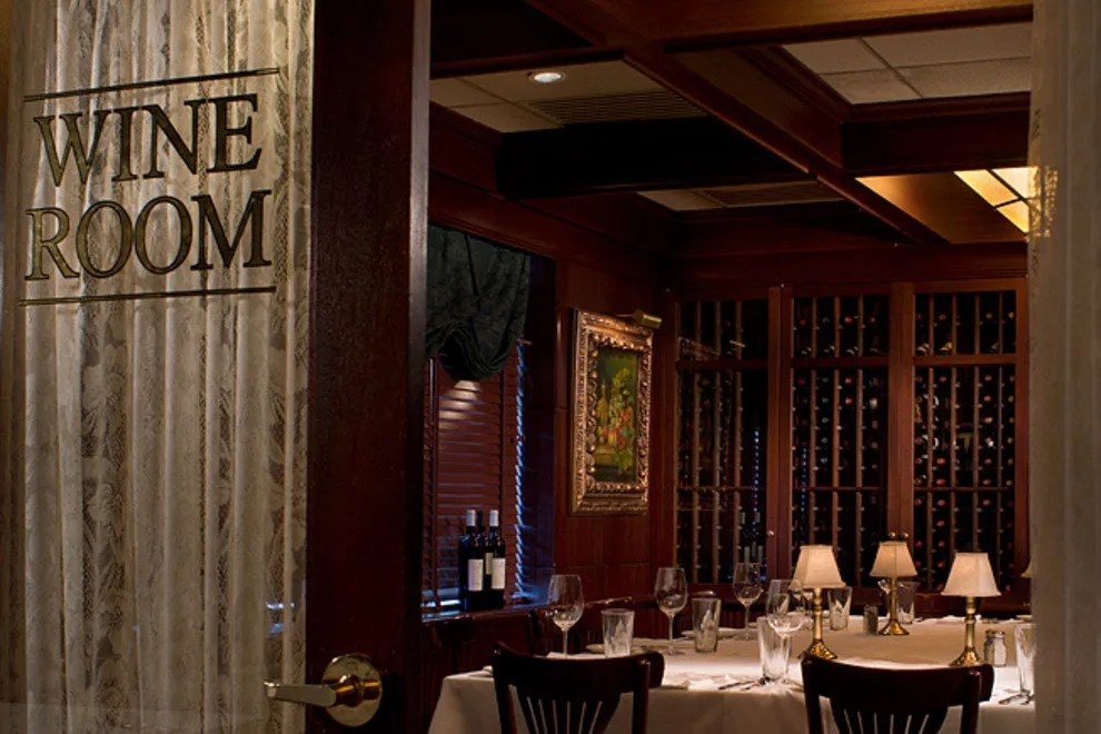 Capital Grille  Seattle Seattle Restaurants Review