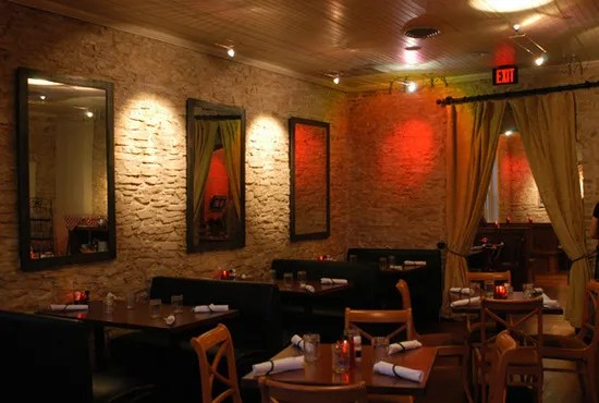 Moonshine Patio Bar  Grill Austin Restaurants Review