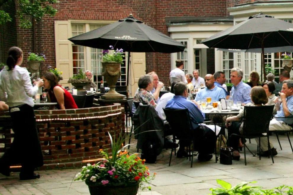 Philadelphia Outdoor Dining Restaurants 10Best Restaurant