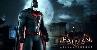 """《蝙蝠俠 阿卡姆騎士》將向PS4玩家提供""""地球2黑暗騎士""""皮膚"""