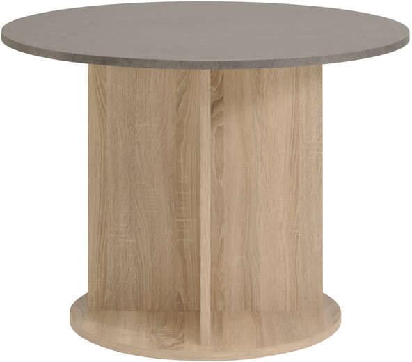 conforama table ronde 100 cm demon