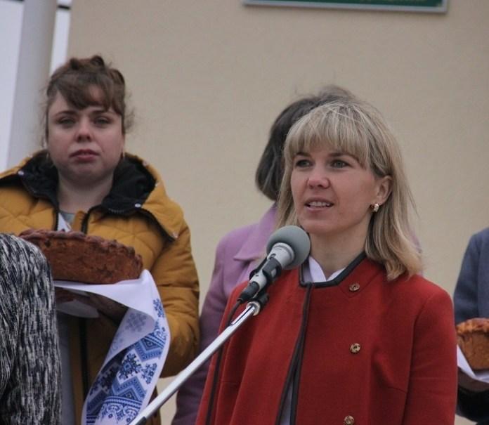 Валентина Довгалюк