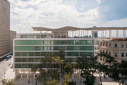 MAR – Museu de Arte do Rio / Bernardes + Jacobsen Arquitetura. Image© Leonardo Finotti