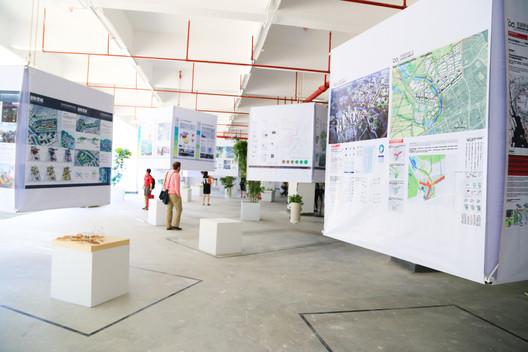 Alternatives for Low Carbon City Architecture and Life Exhibition. Imagem Cortesia de Shenzhen Design Center