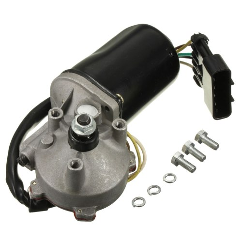 small resolution of black front wiper windscreen motor for vauxhall astra g mk4 98 04 23000826