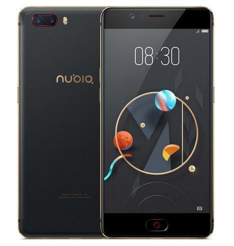 Nubia M2 Lite MTK6750 1.5GHz 8コア