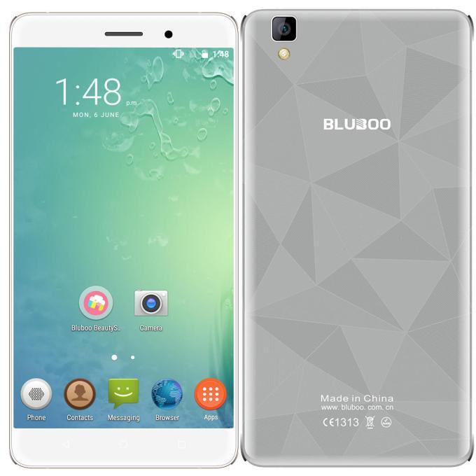 Bluboo Maya MTK6580A 1.3GHz 4コア
