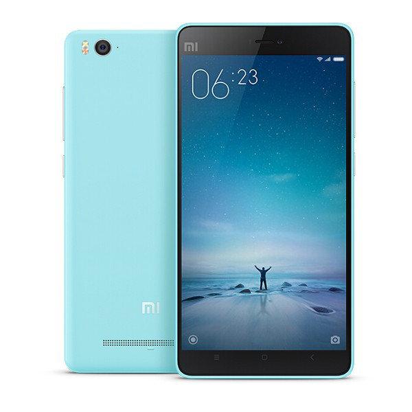 banggood Mi 4C Snapdragon 808 MSM8992 1.8GHz 6コア BLUE(ブルー)