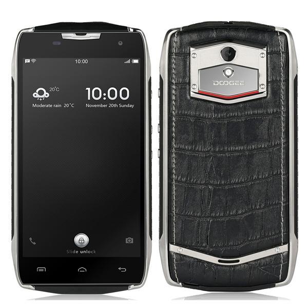 banggood DOOGEE T5 Lite MTK6735 1.0GHz 4コア BLACK(ブラック)
