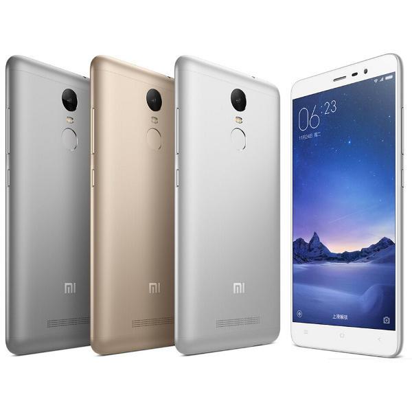 banggood XiaoMi Redmi 3 Pro Snapdragon 616 MSM8939v2 1.5GHz 8コア GOLDEN(ゴールデン)