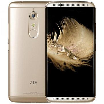 banggood ZTE AXON 7 Snapdragon 820 MSM8996 2.15GHz 4コア GOLDEN(ゴールデン)