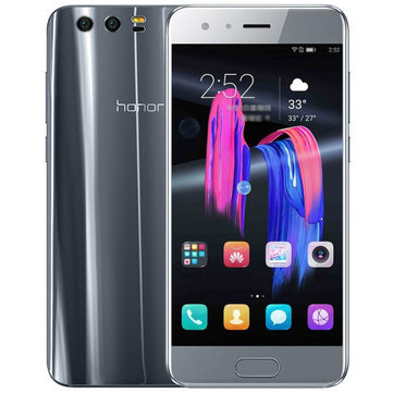 HUAWEI Honor 9 5.15 дюймовый Dual Rear камера 6GB RAM 128GB ROM Kirin 960 Octa core 4G Смартфон