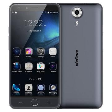 Ulefone Be Touch 3 5.5 Inch 3GB RAM 16GB ROM 64Bit MTK6753 Octa-core Touch ID 4G Smartphone
