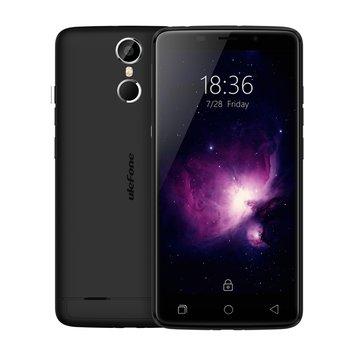 banggood Ulefone Vienna MTK6753 1.3GHz 8コア BLACK(ブラック)