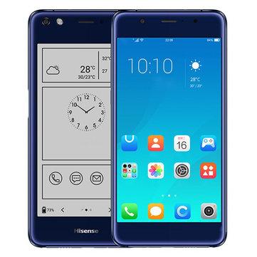 Hisense A2 Pro Dual Screen 4GB RAM 64GB ROM Snapdragon 625 Octa core 4G Smartphone