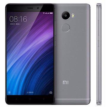 Xiaomi Redmi 4 5.0 inch 2.5D Fingerprint 2GB RAM 16GB ROM Snapdragon 430 Octa-core 4G Smartphone