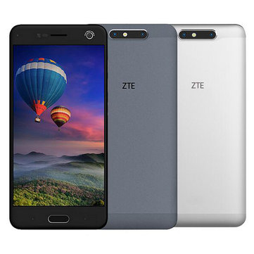 ZTE Blade V8 5.2 inch Android 7.0 4GB RAM 64GB ROM Snapdragon 435 1.4GHz Octa core 4G Smartphone