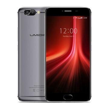 UMIDIGI Z1 5.5-inch 6GB RAM 64GB ROM MTK6757 Octa Core 4G Smartphone