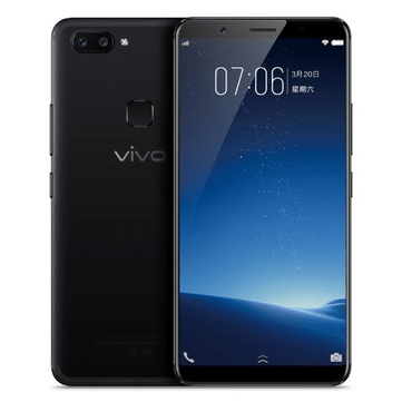 Vivo X20 6.01 Inch 4GB RAM 64GB ROM Snapdragon 660 2.2GHz Octa Core 4G Smartphone
