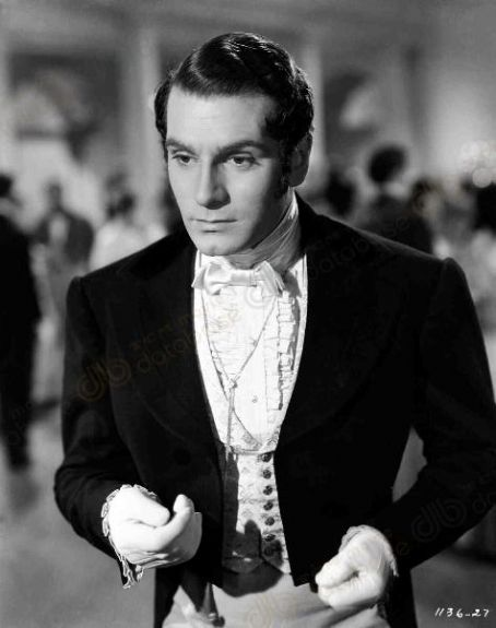 Laurence Olivier As Mr. Darcy In Pride & Prejudice (1940)
