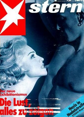 Madonna - Stern Magazine [Germany] (1992)