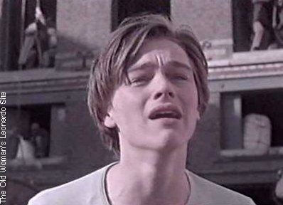 Total Eclipse - Leonardo DiCaprio and David Thewlis