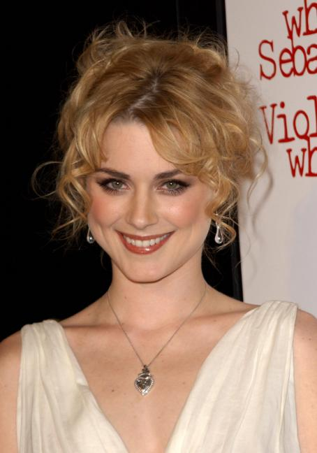 Alexandra Breckenridge - She's The Man Premiere