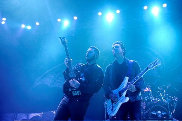 A7X Live in Beijing 2015
