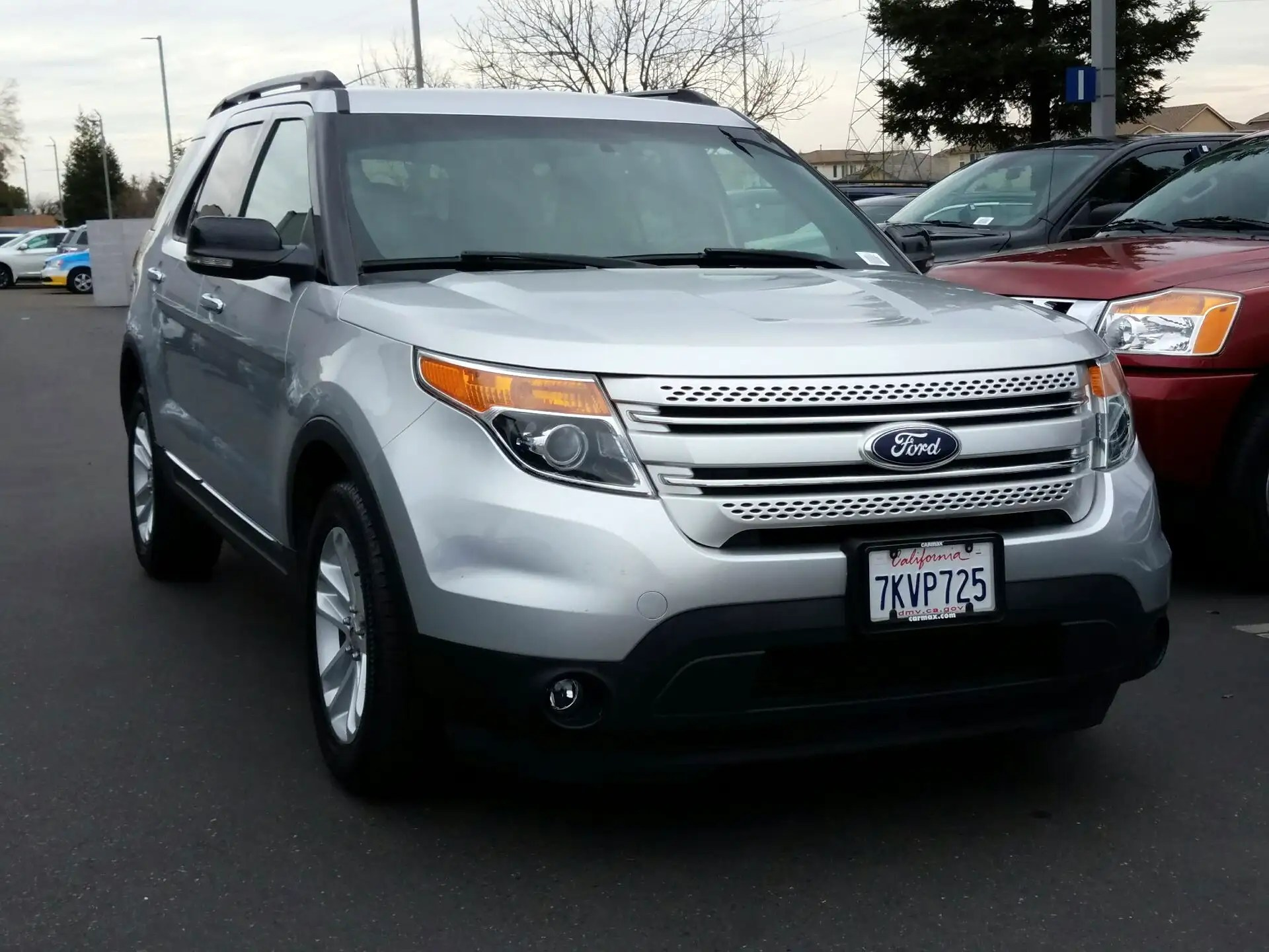 2013 ford explorer captains chairs does kmart have bean bag used cars with 3rd row seat for sale transmission automatic color silver interior white average vehicle review 4 338 reviews