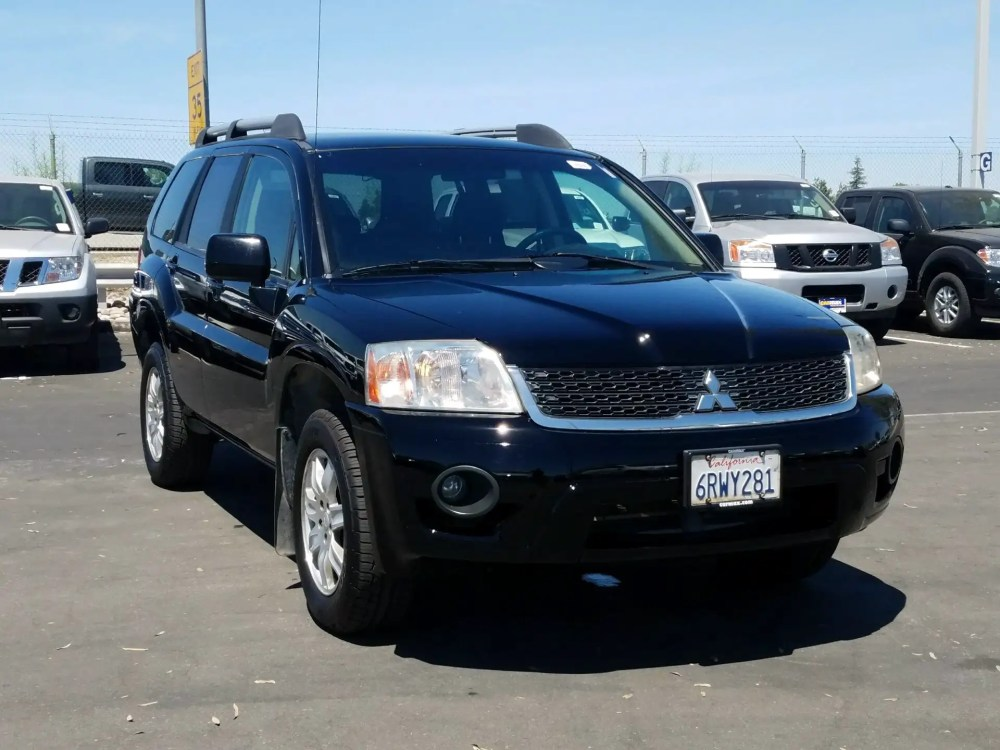 medium resolution of 2004 mitsubishi endeavor motor trend
