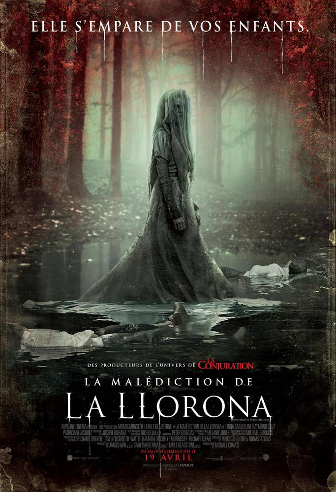 Streaming La Malediction De La Dame Blanche : streaming, malediction, blanche, MALÉDICTION, LLORONA, (2019), Cinoche.com