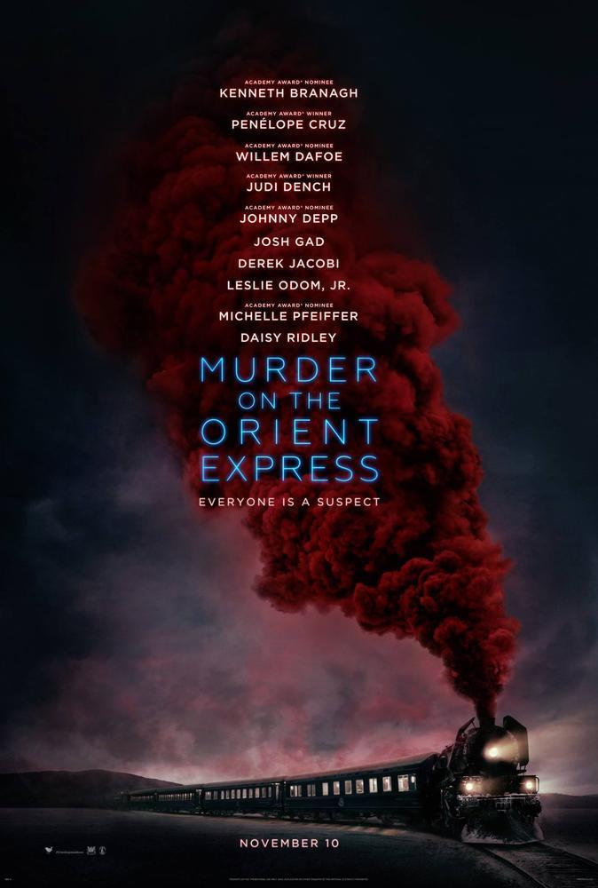 Le Crime De L'orient Express Ddl : crime, l'orient, express, CRIME, L'ORIENT-EXPRESS, (2017), Cinoche.com