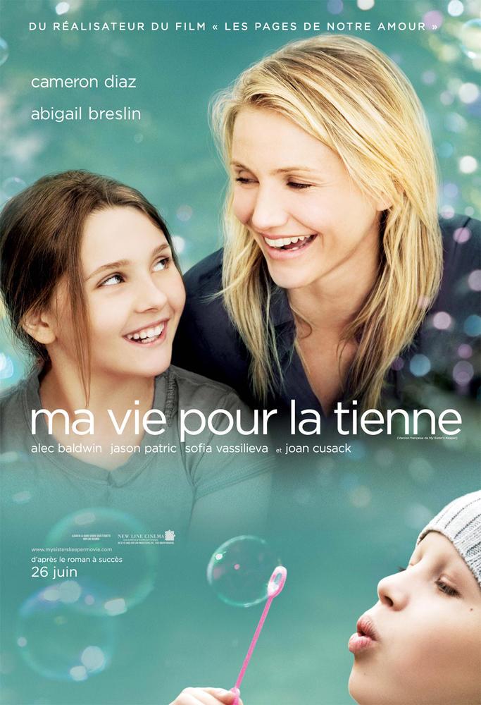 Ma vie pour la tienne - Jodi Picoult - Babelio