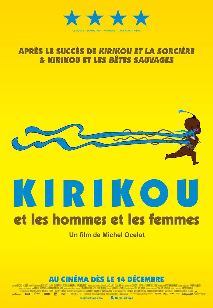 Kirikou Et Les Hommes Et Les Femmes : kirikou, hommes, femmes, KIRIKOU, HOMMES, FEMMES, (2012), Cinoche.com