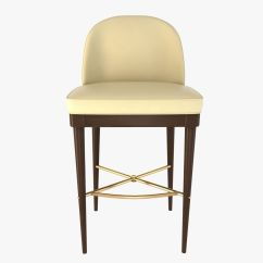 Hickory Chair Furniture Supreme Revolving Price List Laurent Bar Stool By 3d Model Max