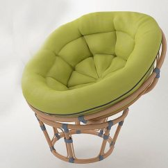 Round Wicker Chair Oversized Accent Chairs For Living Room Papasan 3d Cgtrader Model Max Obj Mtl Fbx 1