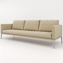 A Rudin Sofa 2859 Pu Leather Bed Nz Luxury Dennis Sectional Sofas Cassina 243 Volage 3d
