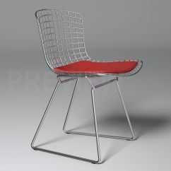 Bertoia Side Chair Bench Kitchen Table And Chairs Knoll 3d Model Max Obj Fbx Cgtrader