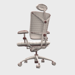 Vitra Office Chair Price Rubbermaid Shower Replacement Parts Ypsilon 3d Model Cgtrader
