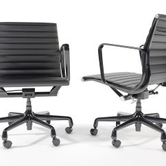 Eames Aluminum Chair Ergonomic Office Chairs 3d Group Management Cgtrader Model