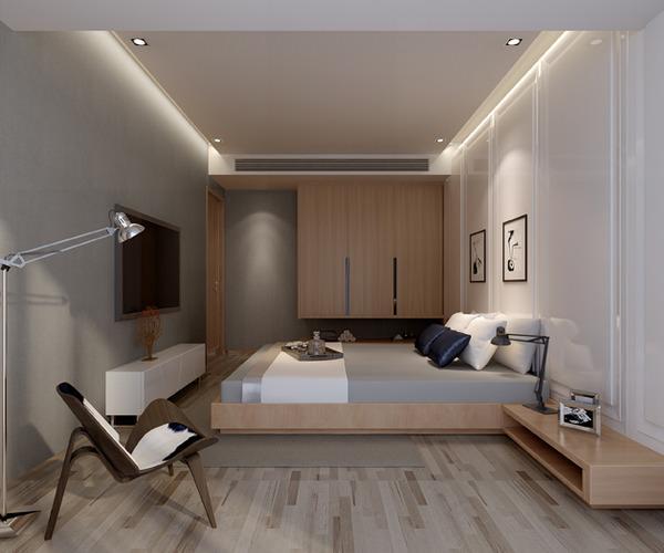 modern flat interior photo real 3D  CGTrader