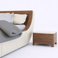 woodways bossa nova bedroom set 3D Model MAX OBJ FBX ...