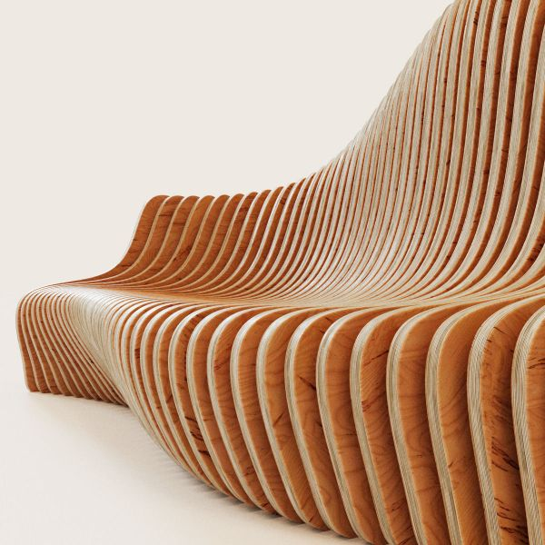 3d Parametric Bench 02 Turbosquid 1298850 - Year of Clean Water